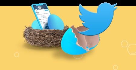 Twitter first steps