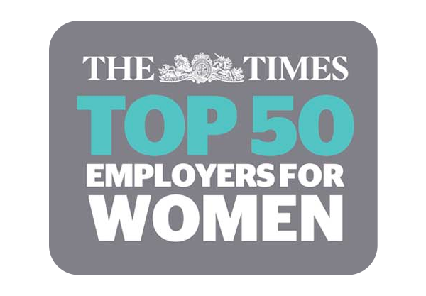 Time top 50 employer for women